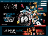 Casino Evolution Screenshots 1