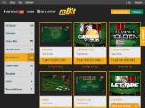 mBit Casino Screenshots 1