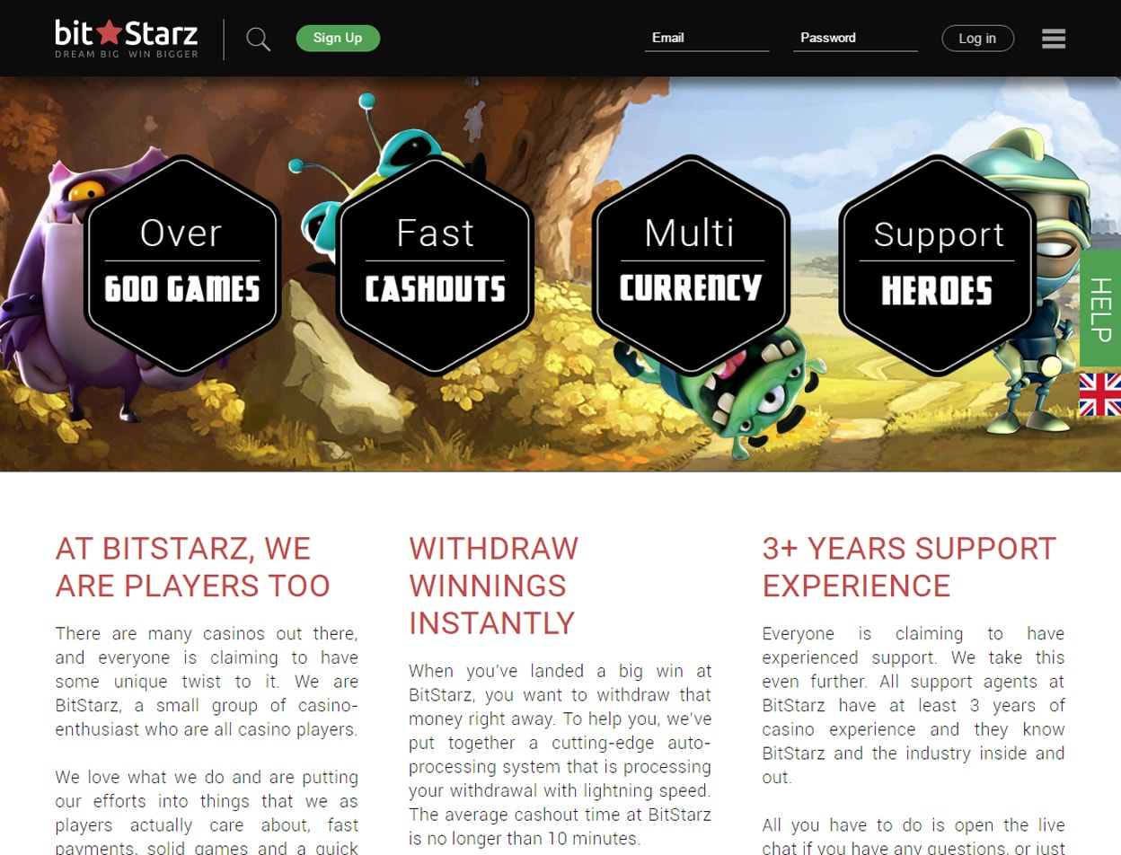 Bitstarz Scam